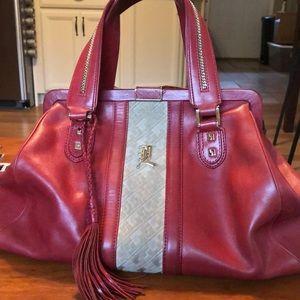 LAMB Gwen stefani red bag large GORGEOUS